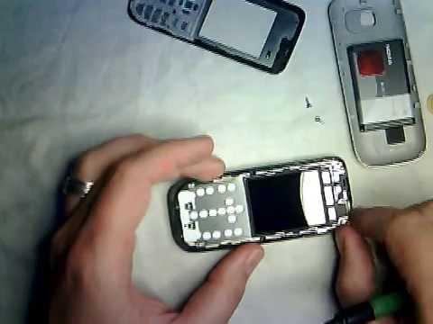 Nokia C2-01 disassembly