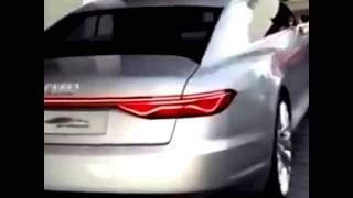 2017 The New Audi A9 Model Car - It's amazing car , luxury car