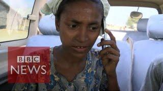 Traffickers exploit Rohingya Muslims fleeing Myanmar - BBC News