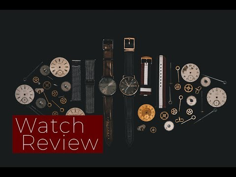 Watch Brands YOU should know about l Colton James Watch Reviews