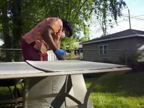 Tiling An Outdoor Table (Pt. 1)