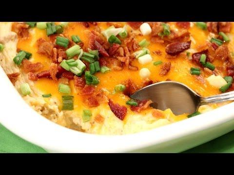 Baked Potato Casserole Recipe - Amy Lynn's Kitchen
