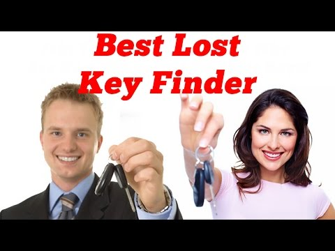 Lost Car/Office Key Finder - Best Bluetooth Key Locator