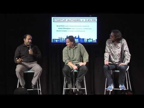 StartupLIVE authors panel: Traditional publishing vs. self-publishing