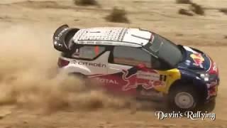 WRC Tribute to Sebastien Loeb