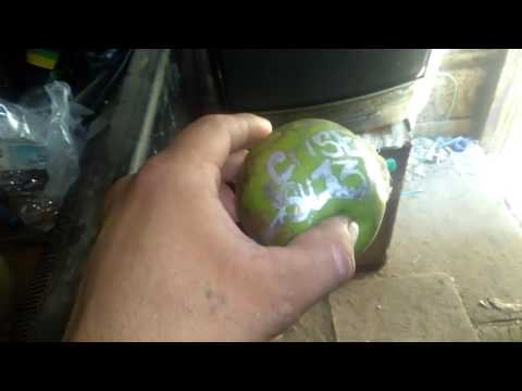 Apple bong