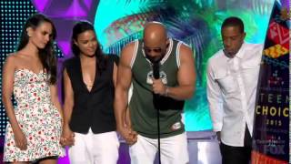 Vin Diesel, Paul Walker, Fast & Furious 7 Win Teen Choice Awards 2015