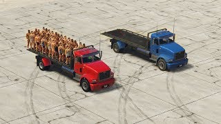 GTA 5 - Does Extra Weight Make Your Vehicle Slower?