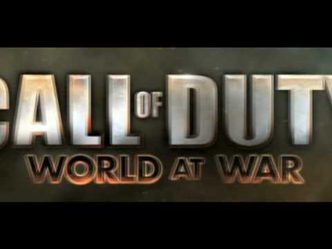 COD World at War - Wii friend code