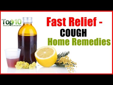 Cough Home Remedies - Fast Relief