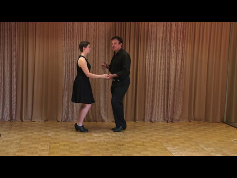 How to Create Rhythm or Feeling in your Swing Dancing