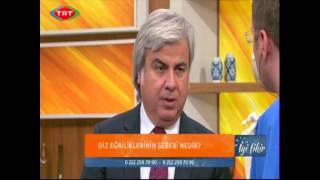 Ortopedist Doç. Dr. Turhan Özler'den diz ağrıları, dizde su toplanması ve menisküs üzerine öneriler
