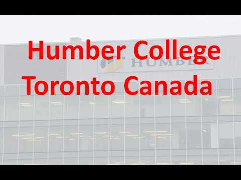 Humber College Toronto Canada Scholarships | Study Opportunity in Canada