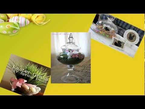 Easter 2013 Ideas - Creative Easter Decorating Ideas!