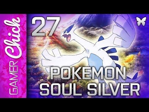 ❤ Pokemon Soul Silver - Walkthrough [Part 27 Ice Path!] w/ XxxGamerChick26xxX