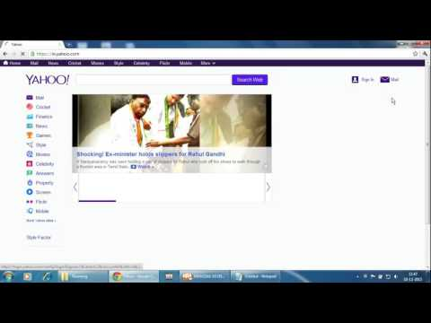 How to protect yahoo account