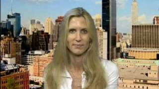 BBC Newsnight - Jeremy Paxman gets the Ann Coulter treatment