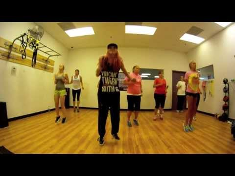 Sweet Nothing - Calvin Harris ft. Florence Welch Zumba with Mallory HotMess