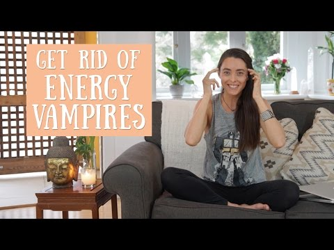 Power Tap: How to Get Rid of Energy Vampires