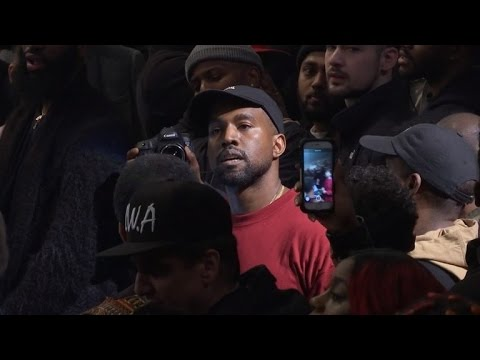 Kanye West: I'll Only Go To The Grammys, If I Win Album of The Year