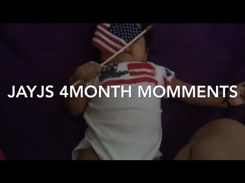 4 MONTH MOMMENTS | Lexa