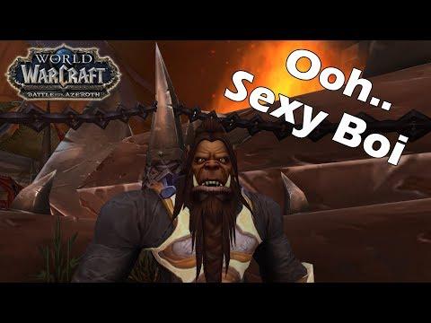 Dark Iron Dwarfs & Mag'har Orcs ADDED (NEW ALLIED RACES) !!