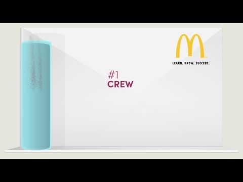 Your McDonald's Career Path