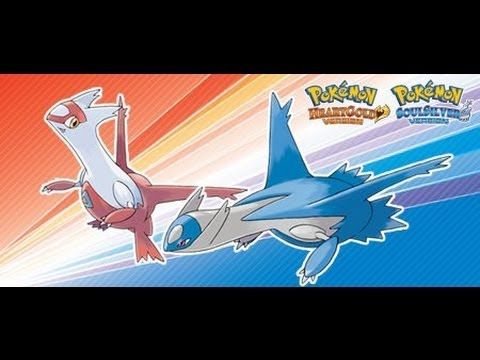 Pokemon HeartGold/SoulSilver | How To Get Latias/Latios!