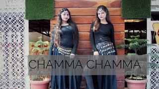 Chamma chamma | Fraud saiyaan | Neha kakkar | choreograph by Nishi singh