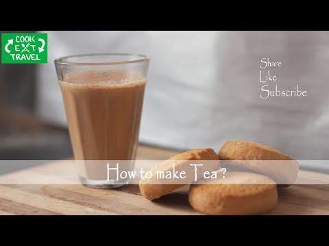 Chai | Karak recipe | Cutting Chai | Indian Tea With Milk |