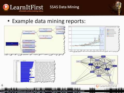 SQL Server 2008/R2 Analysis Services Data Mining: An Intro