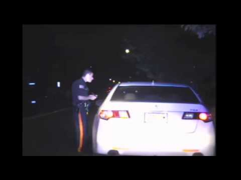 Dashcam video of the N.J. traffic stop that's become a heated Second Amendment debate