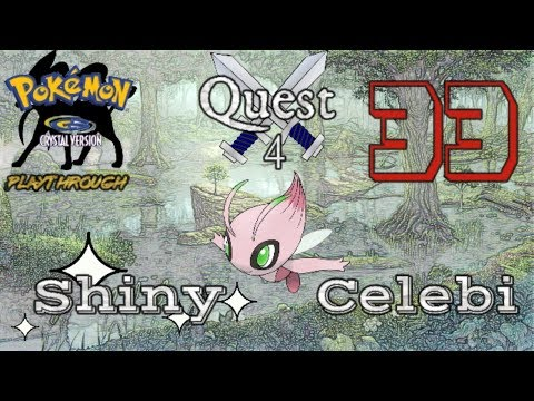 Pokémon Crystal Playthrough - Hunt for the Pink Onion! #33