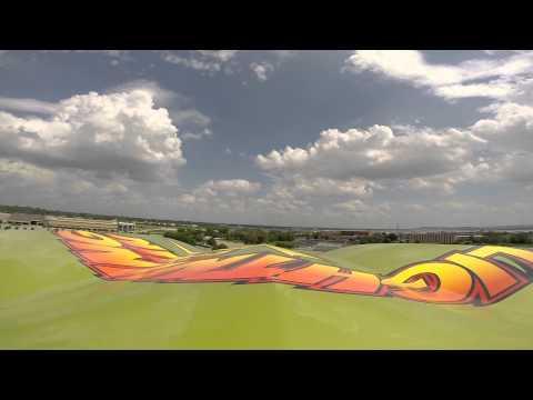 POV Test Run Lightning Run at Kentucky Kingdom