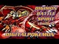 Let S Play Digimon Battle Spirit Ep 2 Red Dino Thunder Part