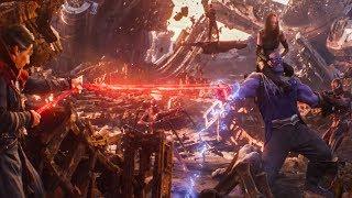 Download Avengers Infinity War FIGHT SCENES!!!! Video