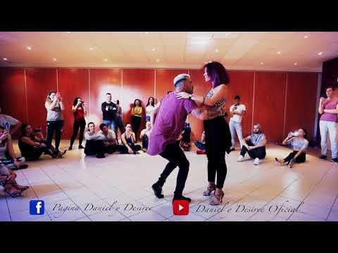 DANIEL Y DESIREE - Sobredosis - Romeo Santos Ft. Ozuna