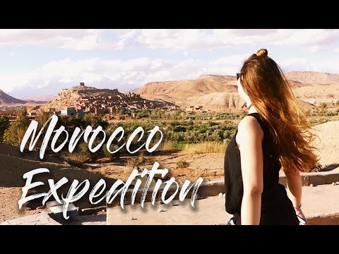 Morocco Road Trip - Tales from another world