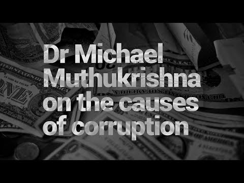 Dr Michael Muthukrishna on The Causes of Corruption