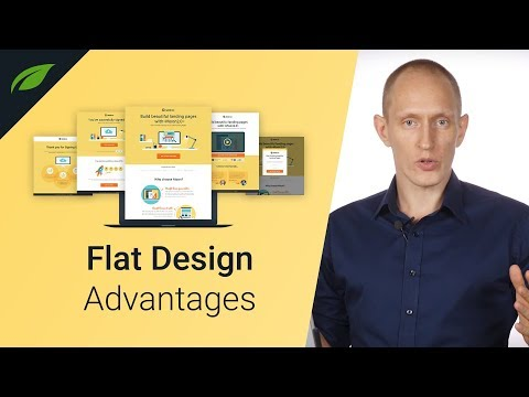 Why Flat Design Rules (Plus: New Templates!)