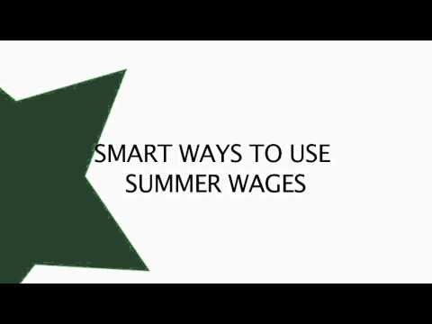 Summer Jobs While in College