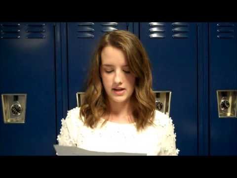 Candidate Speeches NHS Officers 2014 2015
