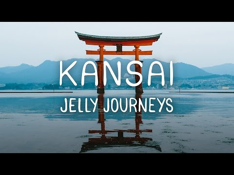 JAPAN TRAVEL — OSAKA / KYOTO / HIROSHIMA / KOBE
