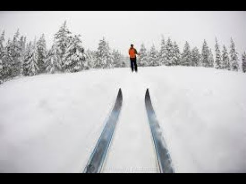 How to cross country ski for beginners