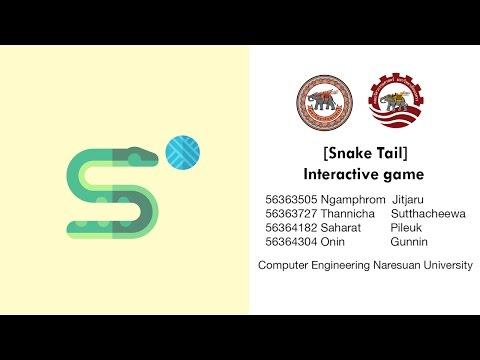 [ snake tail  ] interaction game