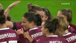 Frauenfußball Testspiel England vs Deutschland 9 11 2019