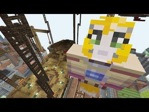 Minecraft PS4 - Show Off Challenge - Battle Mini-game