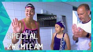 Zwemteam met Ranomi Kromowidjojo | ZAPPSPORT
