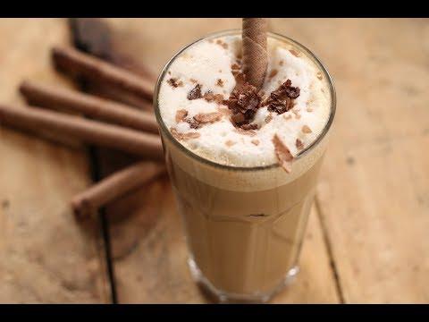 Caramel Latte | Sanjeev Kapoor Khazana
