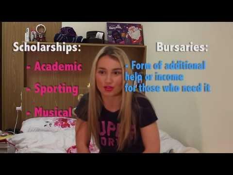 Bournemouth University Bursaries and Scholarships